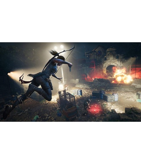 Shadow of the Tomb Raider Defentive Edition [PS4]
